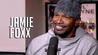 Jamie Foxx got busted looking at FLOTUS butt, sex w/ Oprah + meeting Tyson!