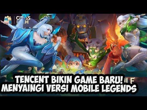 Tencent Bikin Game Baru Menyaingi Versi Mobile Legends! Fix Pindah Main Game Ini! (Android/iOS) - 동영상