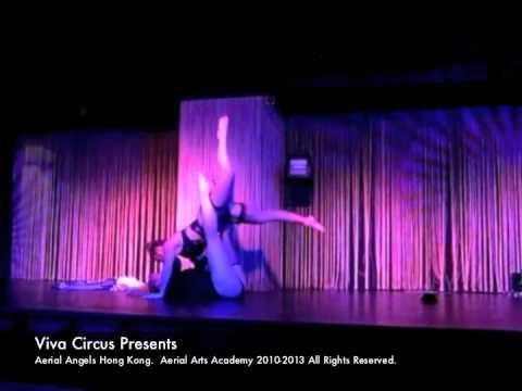 Viva Circus presents Acro Burlesque (Aerial Angels HK)