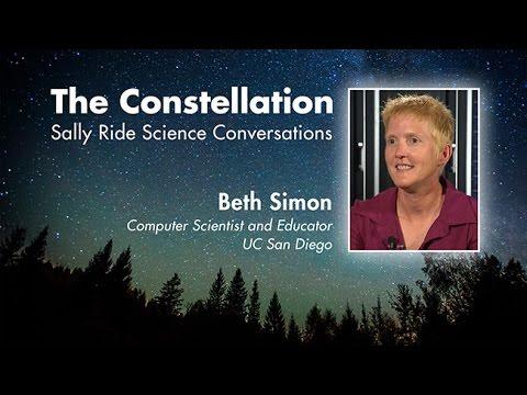 Beth Simon -- The Constellation: Sally Ride Science Conversations