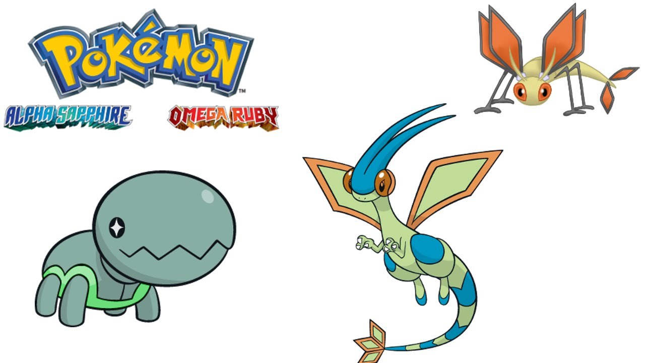 Shiny Trapinch Evolution
