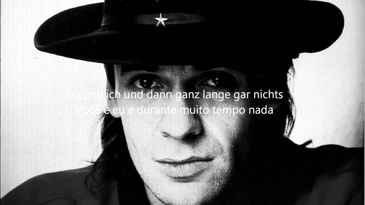 Du Und Ich Und Dann Ganz Lange Gar Nichts Udo Lindenberg