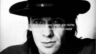 Du und ich  - und dann ganz lange gar nichts - Udo Lindenberg
