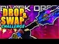 """DROP N SWAP Challenge - DARK MATTER """"SKULL SPLITTER GAMEPLAY"""" in Black Ops 3 (DLC WEAPON)"""