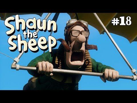 Shaun the Sheep - Hang Glider