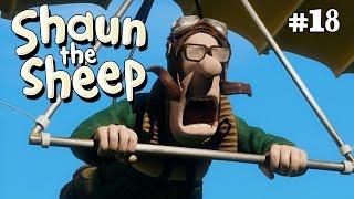 Video Shaun the Sheep - Hang Glider download MP3, 3GP, MP4, WEBM, AVI, FLV Februari 2018