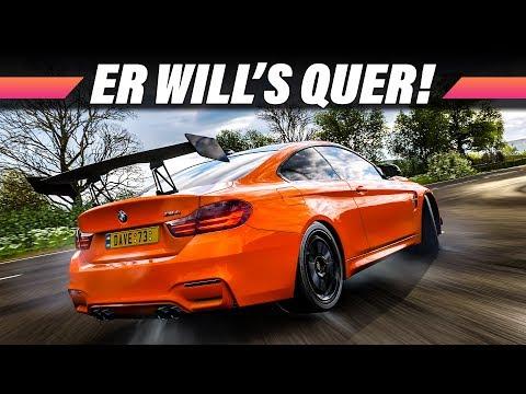 BMW M4 Coupé mit 750PS – FORZA HORIZON 4 Gameplay German | Lets Play 4K 60FPS Deutsch