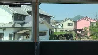JR和歌山線(JR五位堂ー香芝駅間)