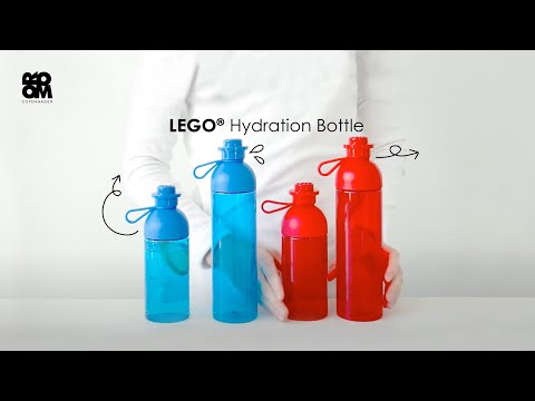 LEGO Hydration Bottle by Room Copenhagen