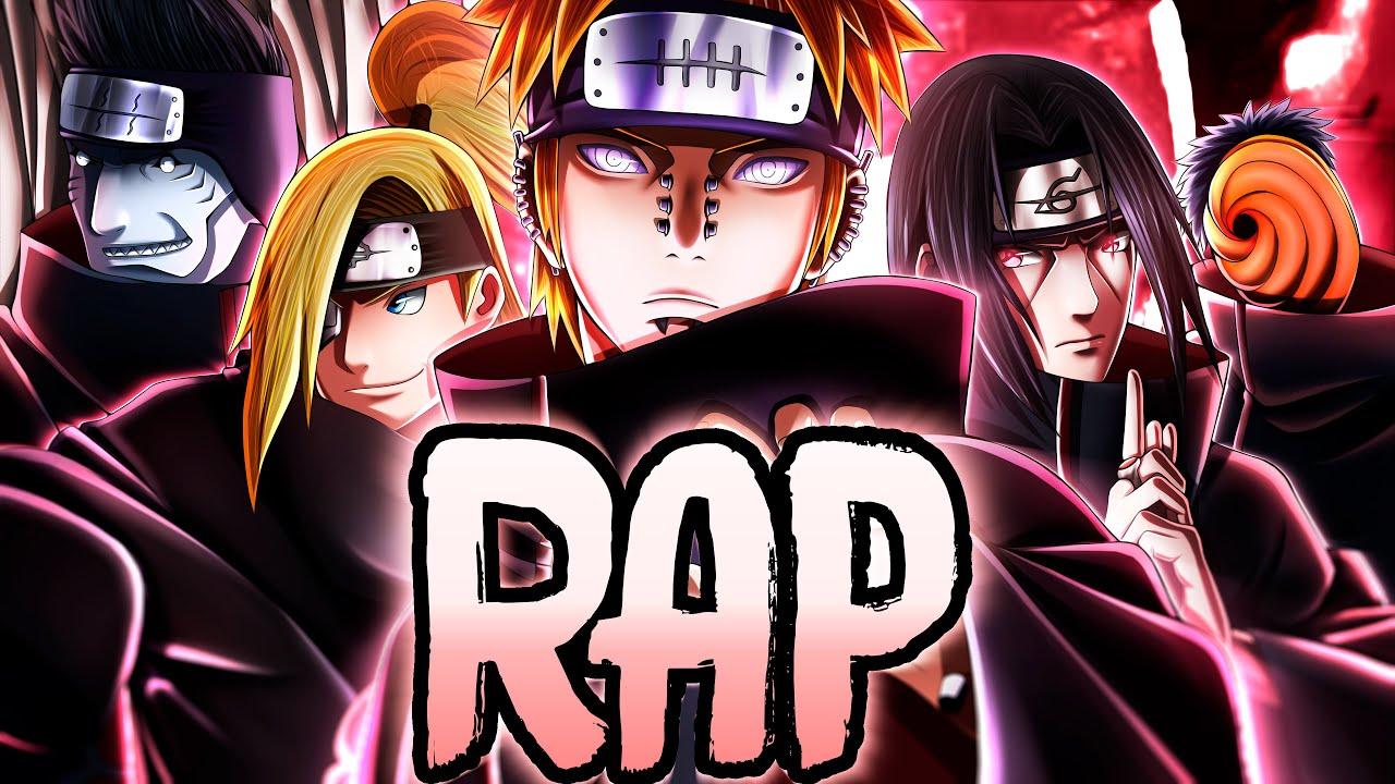 "Download AKATSUKI RAP | ""Bleed Gray"" | RUSTAGE ft. Fabvl [Naruto]"