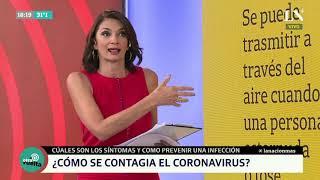 ¿Cómo llegó el Coronavirus hasta la Argentina?