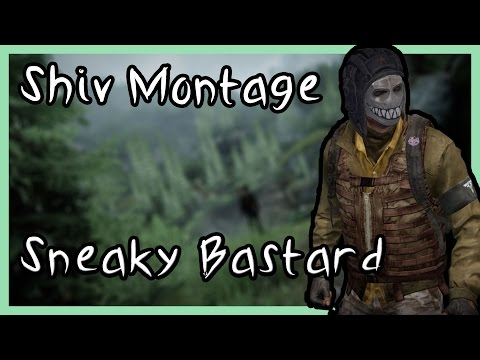 The Last Of Us Factions: Shiv Montage - Sneaky Bastard!!