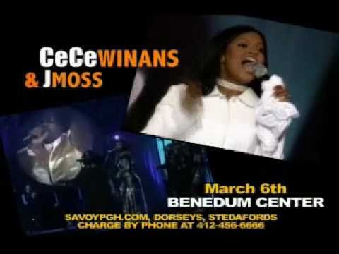 SAVOY Restaurant Presents CECE WINANS - In Concert