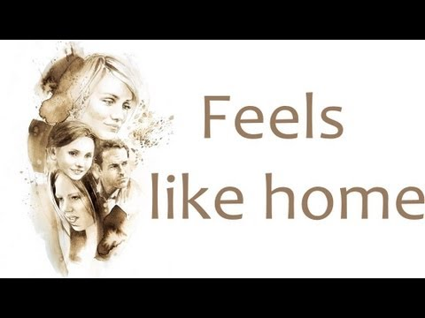 Feels Like Home -  Edwina Hayes (lyrics)