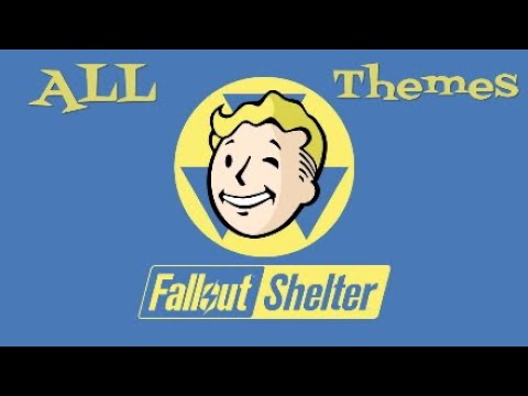 Fallout Shelter: All Themes