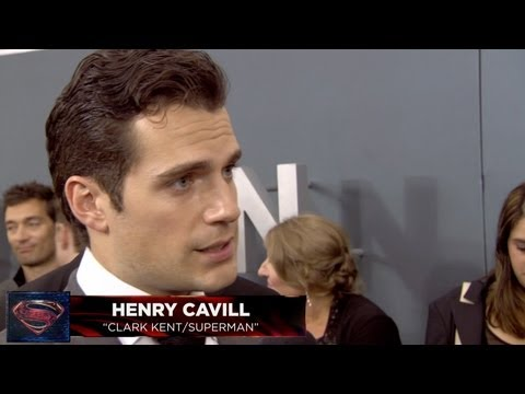 Man of Steel - World Premiere Highlights