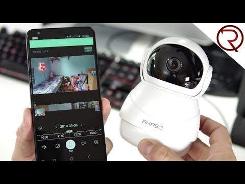 Wireless 1080P Security Camera