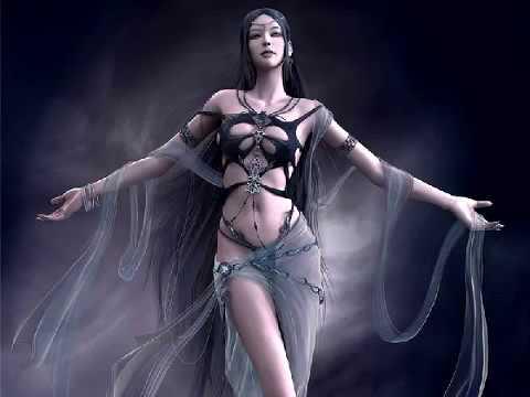 Fantasy women art youtube fantasy women art voltagebd Images