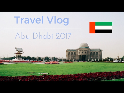 Hello Abu Dhabi! (Day 5)