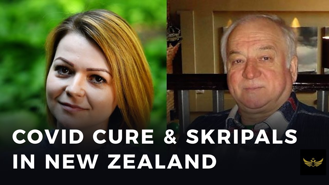 Protesting racism cures Covid & Skripals move to New Zealand (Before the video)