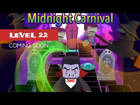 Rolling Sky - Midnight Carnival Coming Soon!