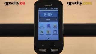 Garmin Speed & Cadence Sensor: Pairing with Edge 1000 (010-12104-00)