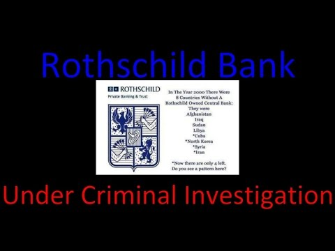 Rothschild Bank Being Criminally Investigated in Luxembourg