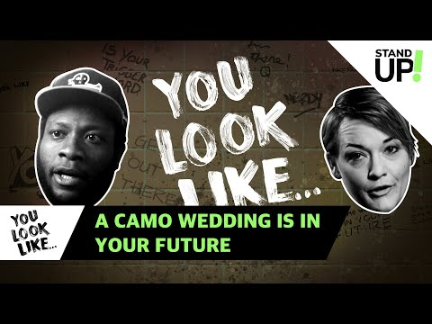 You Look Like... A Camo Wedding Is In Your Future