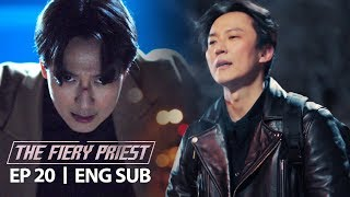 """Kim Sung Kyun """"Does God give priests motorcycles too?"""" [The Fiery Priest Ep 20] MP3"""