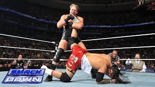 Jimmy Uso vs. Jack Swagger: SmackDown, March 28, 2014