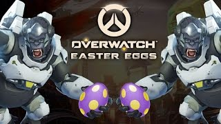 Overwatch: Top 10 Secrets and Easter Eggs