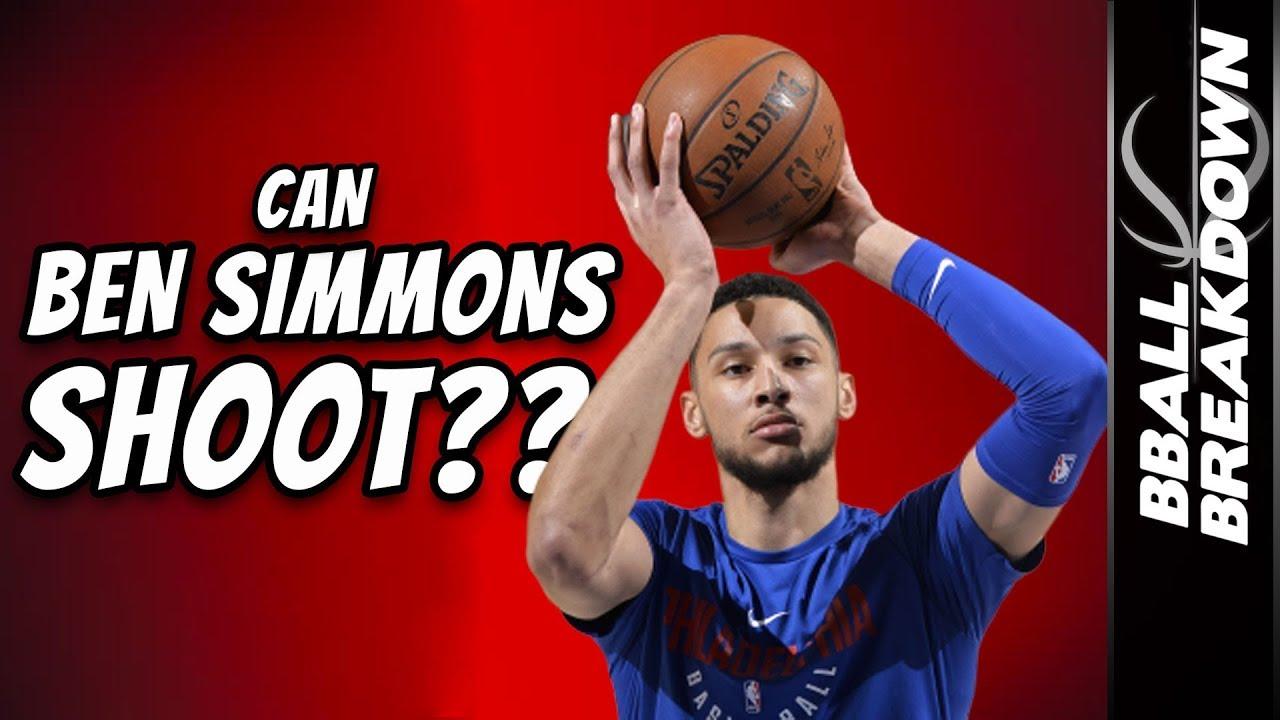 Ben Simmons' Jump Shot Won't Make Or Break Him In 2019-20