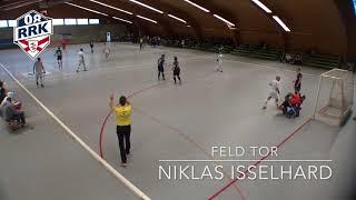 180121 Hallenhockey 2.Bundesliga - RRK 1. Herren vs HTC Stuttgarter Kickers Highlights