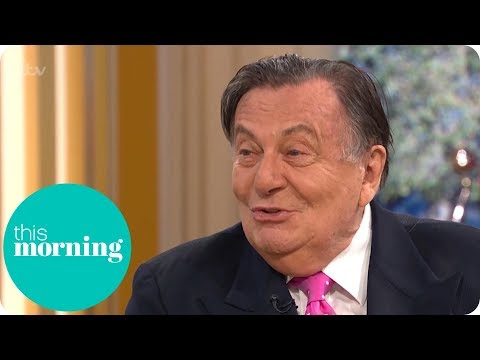 Barry Humphries On Returning to the London Stage and Banning the F Word | This Morning