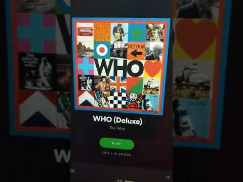 Download Who Deluxe Album Review Mp4 baru