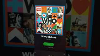 Who Deluxe Album Review