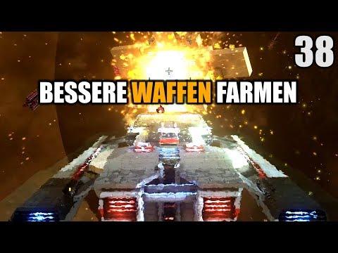 Avorion #38 Bessere Waffen farmen | Deutsch
