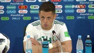 México quedó a un paso de los octavos tras vencer a Corea del Sur
