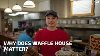 Watching the Waffle House Index Ahead of Hurricane Irma (2017)