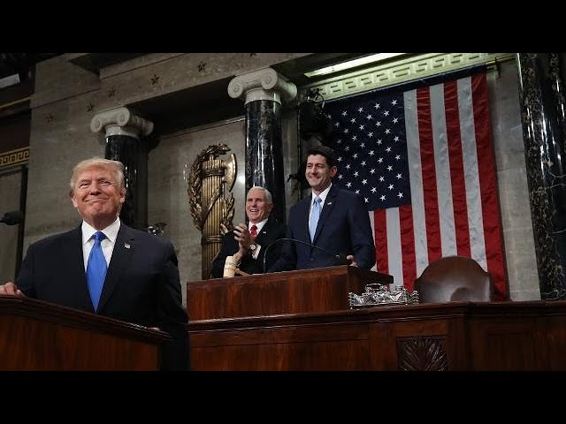 Fact-checking Trump's State of the Union speech