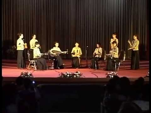 The 2nd Asian Traditional Music Forum Concert part 1