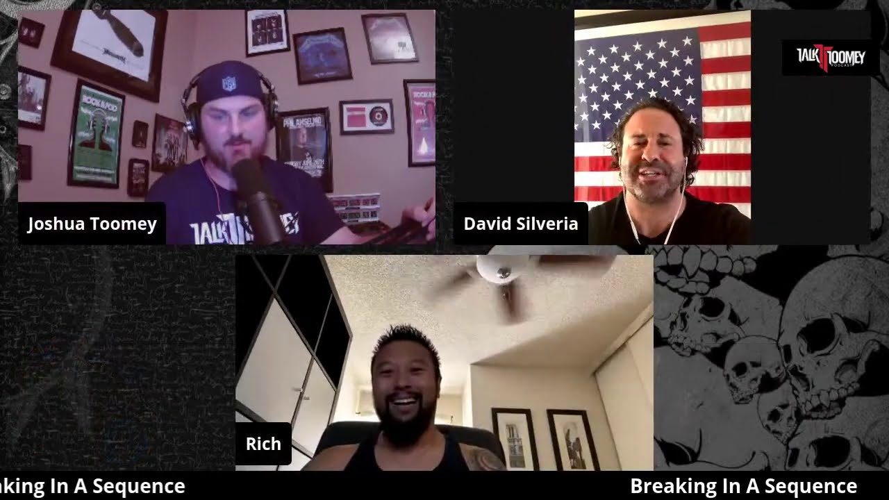 Talk Toomey Live with David Silveria