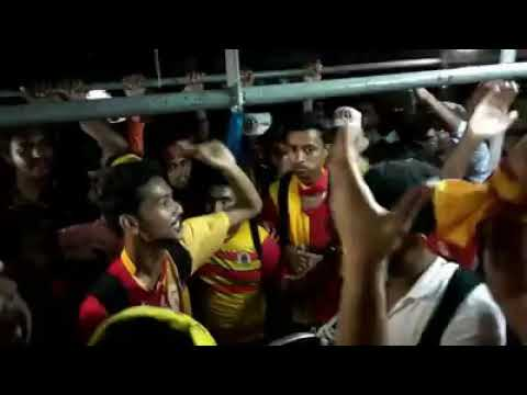 East Bengal chants ❤💛