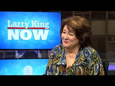 If You Only Knew: Margo Martindale  Larry King Now  Ora.TV