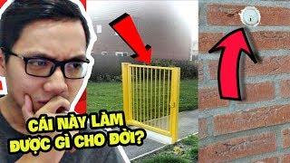 NHỮNG THỨ VÔ DỤNG NHẤT THẾ GIỚI!!! (Sơn Đù Vlog Reaction)