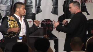 K-1 WORLD GP 2009 IN TOKYO - Press Conference 1/4 - Aug.10