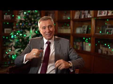 Смотреть Владимир Моженков - Планы на 2019 год онлайн