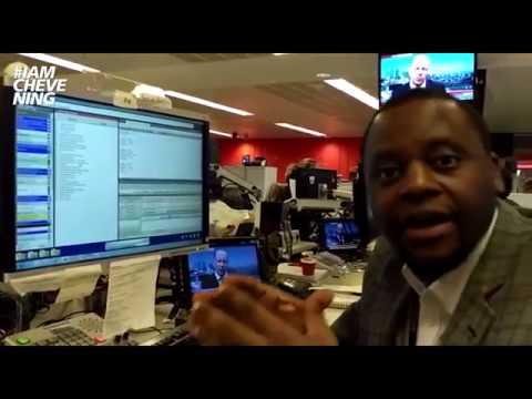 Joab Frank Chakhaza talks Chevening through radio news editing