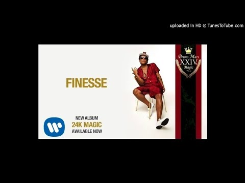 Bruno Mars - Finesse (Radio Disney Version)