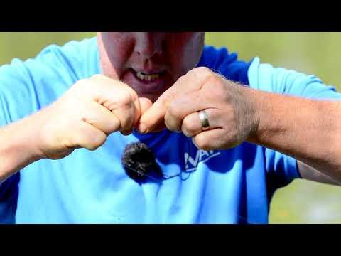 Andy May's Bomb + Pellet Fishing Set Up